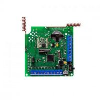 Ajax ocBridge Plus Module for integration with wired and hybrid security systems.