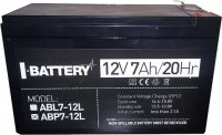 I-BATTERY ABP7-12L