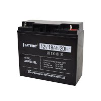 I-BATTERY ABP18-12L