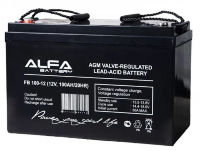 Alpha Battery FB 100-12