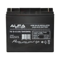 Alpha Battery FB 18-12